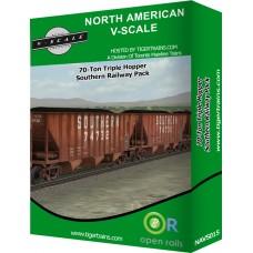 70-Ton Triple Hopper Southern Railway Pack