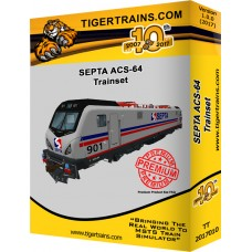 SEPTA Passenger Trainset