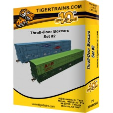 Thralldoor Boxcars Set #2