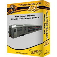 New Jersey Transit ACES Trainset