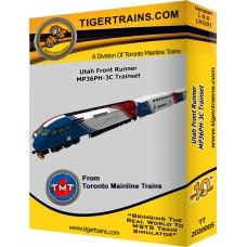UTAX MP36PH-C Passenger Trainset