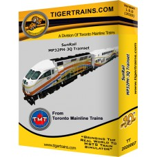 CFRC MP32PH-3Q Passenger Trainset