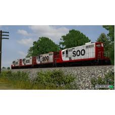 SOO Line GP7 Set