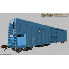 "NDRX ""Cold Train"" Reefers"