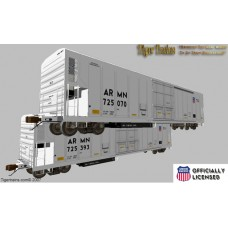 Union Pacific 50' ARMN Reefers
