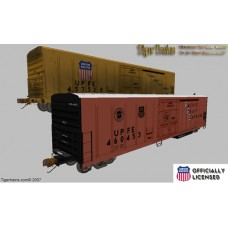 Union Pacific 50' UPFE Reefers