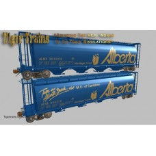 Canadian National (ALNX) Alberta Grain Hoppers