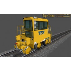 Trackmobile Inc. Titan Railcar Mover