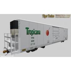 Tropicana 67' Fibreglass Reefers