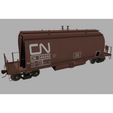 1973 NSC 42' Ore Hopper CN