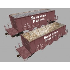 Ortner 3 Bay Aggregate Car Set #5