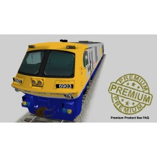 Bombardier LRC Trainset - Via Rail Edition