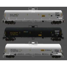 52' Tankers Ethylene Oxide