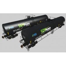 52' Tankers GATX SoyPower Biodiesel