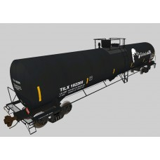 52' Tankers TILX Global Ethanol Labeled