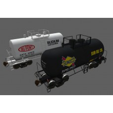 "24' ""Beer"" Can Tankers Set #3"