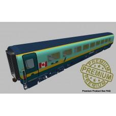 Via Rail Renaissance Coach Pack