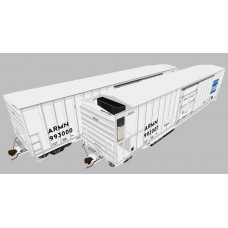 Union Pacific 50' ARMN Chilled Express Reefers