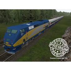 Via Rail LRC 1998 Trainset