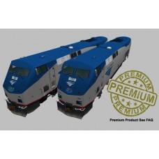 Amtrak P42DC Engine Pack