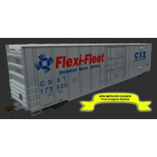 CSX Flexi-Fleet Cars