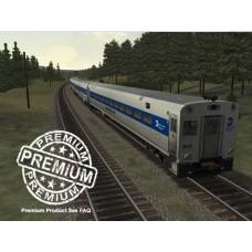 Metro-North Railroad Passenger Trainset