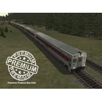 New Haven Railroad Passenger Trainset