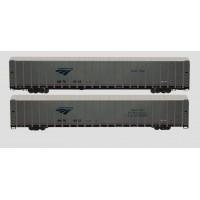 Johnstown America Autoracks Amtrak Set