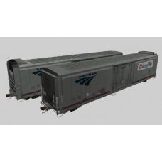 Amtrak ExpressTrak Reefers