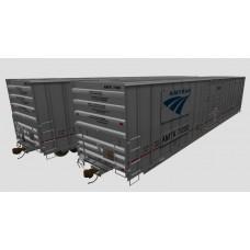 Amtrak U.S. Mail Boxcar Set