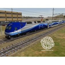 Agence Métropolitaine de Transport ALP45DP Trainset