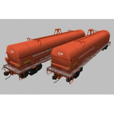 Canadian Pacific Coil Cars Set #2