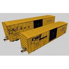 Railbox FMC 50' Set