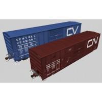 CNA & CV FMC 50'  Set