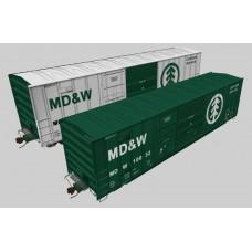 MD&W FMC 50'  Set