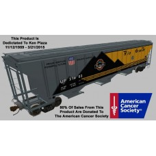 "Union Pacific ""DRGW"" Heritage Set"
