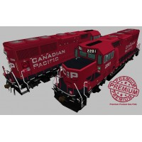 Canadian Pacific GP20C-Eco Set