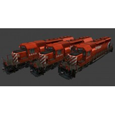 Canadian Pacific SD402 Pack #1